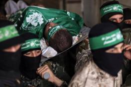 الآلاف يشيعون جثمان الشهيد القسامي محمد الرضيع