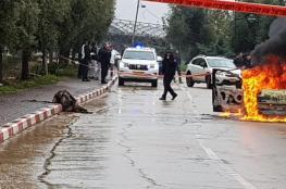 مصرع إسرائيلي إثر انفجار سيارة بالداخل المحتل