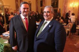 """اجتماع علني بين وزيري خارجية البحرين و""""إسرائيل"""" في واشنطن"""