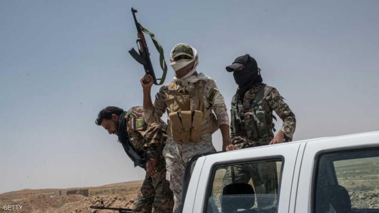 العراق.. الحشد الشعبي يسيطر على سنجار