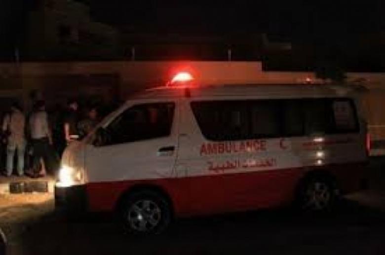 إصابة طفل بجراح خطيرة في حادث سير جنوب القطاع
