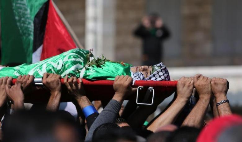 الاحتلال يقرر منع تشييع جثامين الشهداء في مواكب