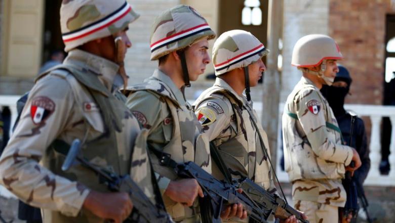 سلسلة هجمات توقع قتلى من الأمن المصري بالعريش
