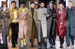 لمسات سريعة من موضة الأزياء الرجالية لشتاء 2020