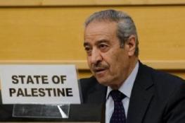 """تيسير خالد: غرينبلات ناطق بلسان اليمين الحاكم في """"إسرائيل"""""""