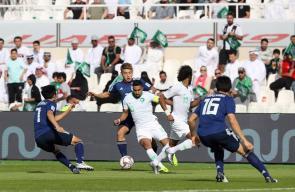مباراة اليابان والسعودية بكأس آسيا