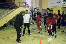 سلة البريج تبدأ استعداداتها تحت قيادة أحمد حجاج