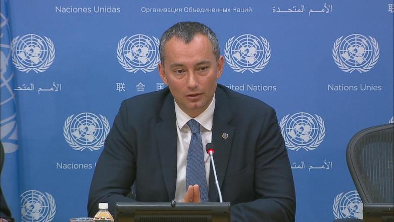 ميلادينوف: اتفاق المصالحة لم يحسّن أوضاع الغزيين