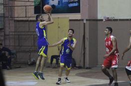 دوري السلة بغزة.. الأضعف فنيًا والأقل جماهيريًا