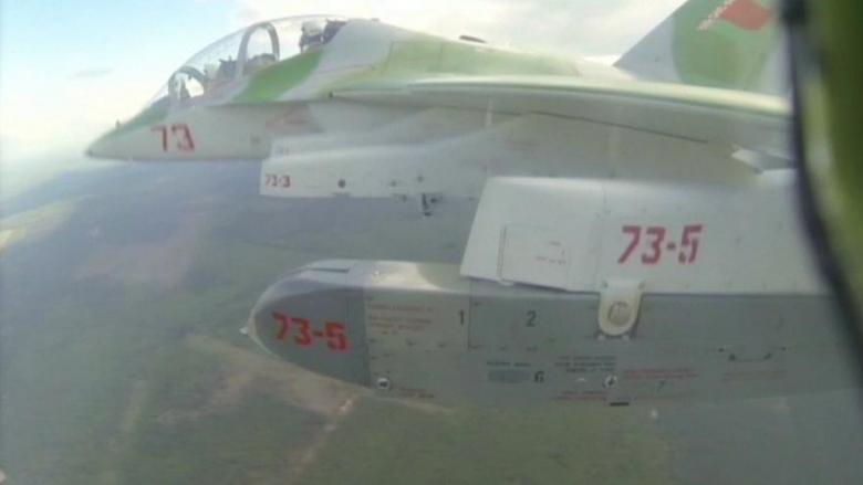 تحطم طائرة نقل روسية في سوريا ومقتل جميع ركابها