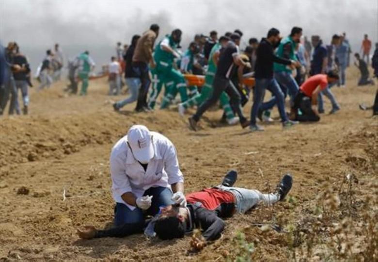 الخارجية تدين الصمت الدولي على دعوات الاحتلال لقتل أطفال غزة