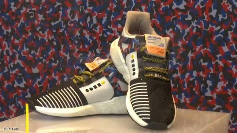 67789e9ec تهافت على شراء أحذية مستوحاة من المترو في ألمانيا - فلسطين الآن