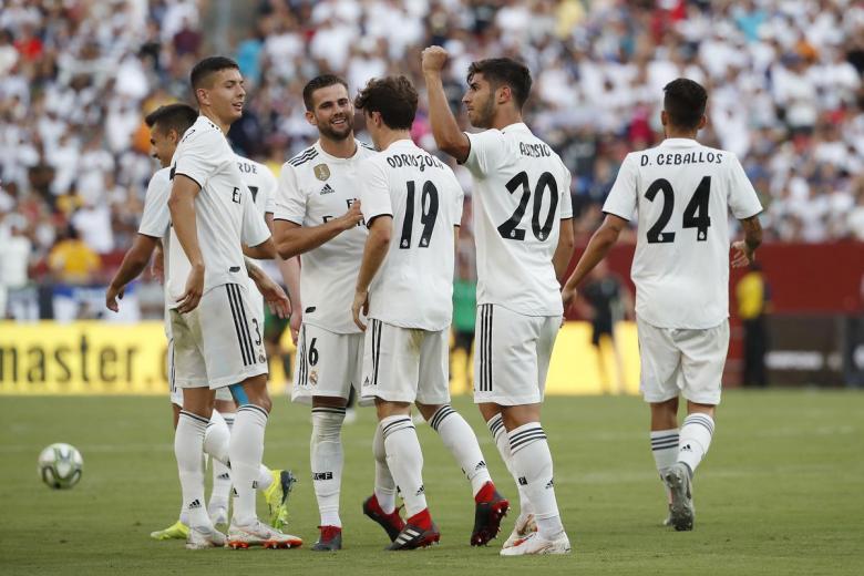 تشكيلة ريال مدريد المتوقعة أمام فيكتوريا بلزن