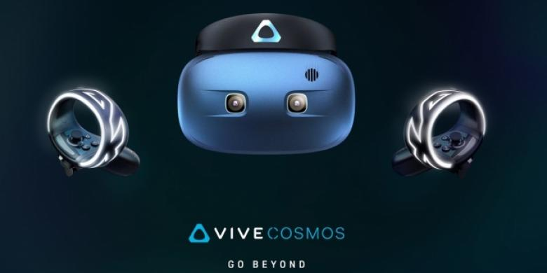 Vive Cosmos: نظارة واقع افتراضي جديدة من اتش تي سي