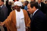 قمة رئاسية بين السيسي والبشير بالقاهرة الأربعاء