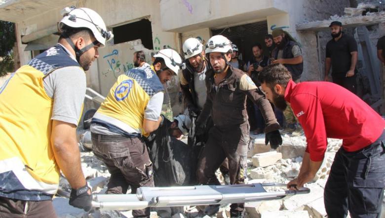 مقتل 967 مدنيا بينهم 270 طفلا في إدلب