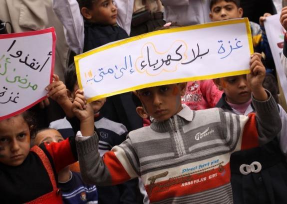 الفصائل: قرار الاحتلال قطع الكهرباء عن غزة عدوان جديد