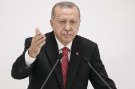 أردوغان يصف حفتر بالقرصان ويعتبر رفض واشنطن تسليم الطائرات سرقة