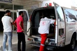 وفاة طفلة بحادث سير غرب غزة