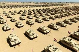 السيسي يفتتح أكبر قاعدة عسكرية في الشرق الأوسط