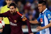 برشلونة يتجرع مرارة الهزيمة الأولى