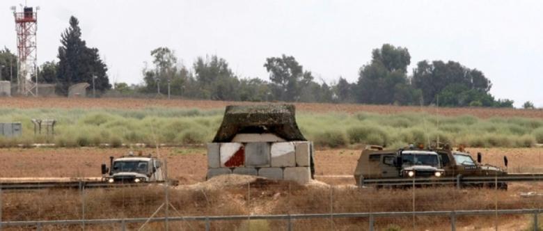 إطلاق نار على قوة للاحتلال جنوب قطاع غزة