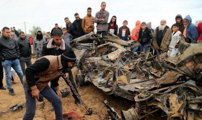 القوة الخاصة الإسرائيلية بقيت لأسابيع في غزة