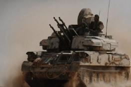 الجيش السوري على أبواب خان شيخون
