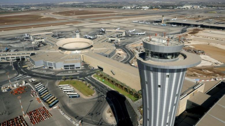 اضطرابات غامضة بنظام الملاحة في مطار بن غوريون