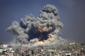"""أول تعقيب من """"ميلادينوف"""" على عدوان الاحتلال على غزة"""