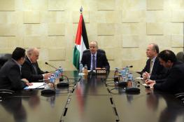 الحمد الله يبحث سبل تحويل محطة كهرباء غزة للعمل بالغاز الطبيعي