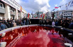 هكذا أحيا آلاف الشيعة الأتراك ذكرى