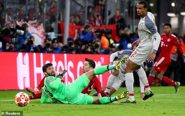 ليفربول يضرب بايرن ميونيخ ويقصيه من دوري أبطال أوروبا