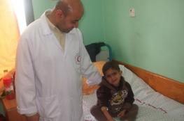مستشفى الأقصى يجري عملية نوعية لإنقاذ حياة طفل