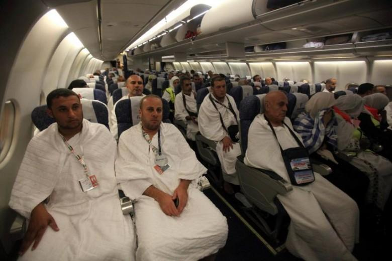 الأوقاف: وصول جميع حجاج الضفة للسعودية