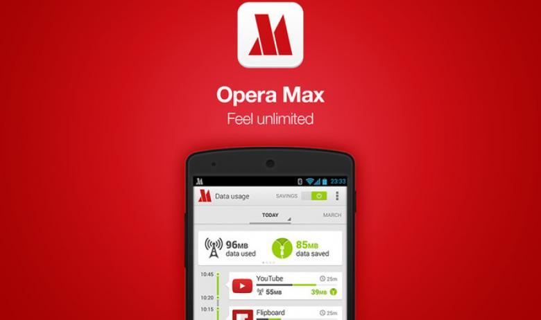فريق اوبرا يعلن نهاية متصفح Opera Max على أندرويد