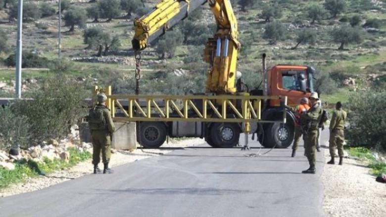 """""""إسرائيل"""" تسرق 134 مليون دولار من الخليل سنويا"""