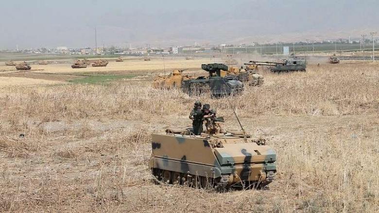 مقتل جندي وموظف في هجوم شرقي تركيا