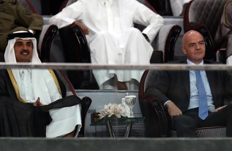 هكذا ردت قطر على مقترح فيفا برفع عدد المنتخبات