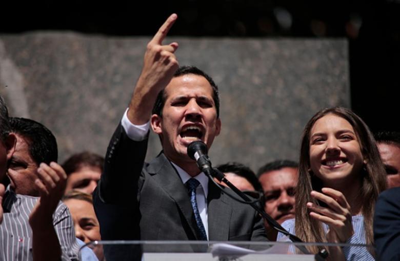 اليونان ترفض الاعتراف الأوروبي بغوايدو رئيسا لفنزويلا
