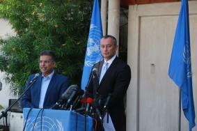 تعرف على بنود خطة ملادينوف بشأن غزة