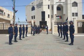 الداخلية بغزة: مغادرة 632 مستضافًا من مراكز الحجر الصحي