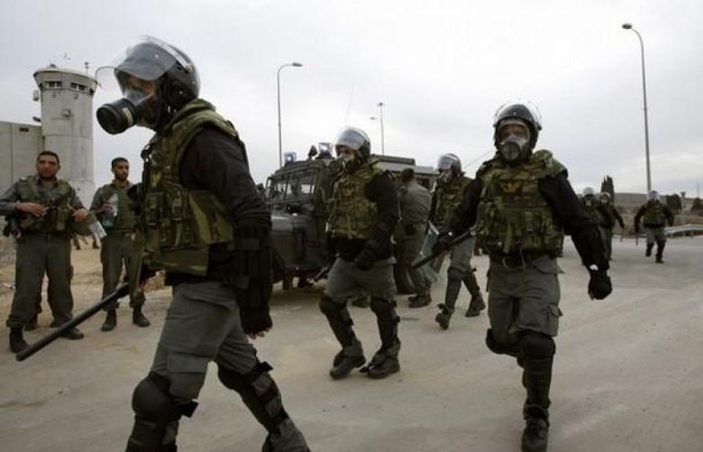 """قوات القمع تقتحم قسم 3 في سجن """"عسقلان"""""""