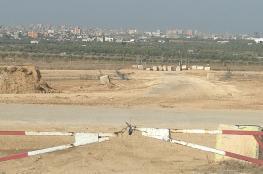 مخاوف أمنية إسرائيلية من العمران على حدود القطاع