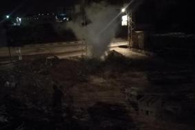 """جيش الاحتلال يعتقل 5 شبان من """"عزون"""" شرق قلقيلية"""
