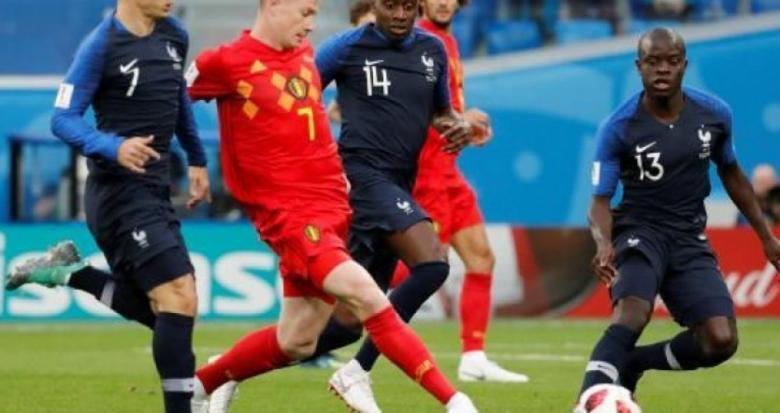 فرنسا تقترب من إعادة أمجاد مونديال 98 ..