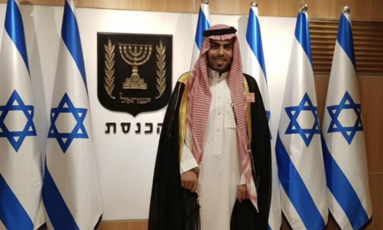 """نتنياهو يستضيف """"رئيس فرع الليكود"""" في السعودية.. تعرف عليه"""