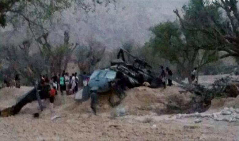 مقتل أربعة جنود إماراتيين بتحطم طائرتهم في اليمن