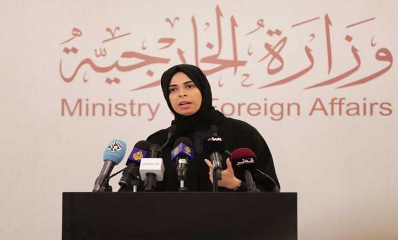 خارجية قطر: بدأنا خطواتنا ضد دول الحصار