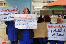 شركات النظافة تعلق إضرابها بالمستشفيات